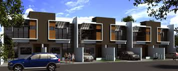 row house design india