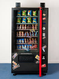 Vending Machine Security Unique Machine Straps Safer Systems