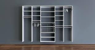 average cost of california closets closet shelving