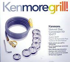 kenmore lp conversion kit. kenmore natural gas conversion kit 10477 converts grill to lp