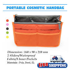 australia domestic delivery new hot cosmetics case makeup bag organizer arrange bag handbags frame pouch