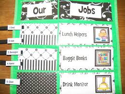 First Grade Job Chart Fun For First First Grade Classroom Student Jobs