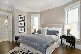 Contemporary Bedroom Colors Decor Interior