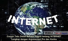 Pro kontra dampak bermain game online. Contoh Teks Debat Bahasa Inggris Tentang Internet Lengkap Dengan Argumentasi Pro Dan Kontra