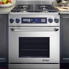 Why Dual Fuel Range Dacor Er30dschng 30 Inch Pro Style Dual Fuel Range With 4 Sealed