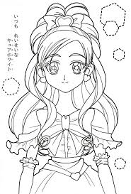 A collection of coloring book pages from glitter force smile precure #glitterforce #glitterlucky #glitterpeace #glitterspring #glitterbreeze #glittersunny #candy #smileprecure #smileprettycure #precure #curehappy #curepeace #curemarch #curebeauty #curesunny #coloringbook #coloringpage. Glitter Force Coloring Pages Best Coloring Pages For Kids