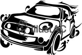 スピード感のある車3イラスト No 682861無料イラストならイラストac