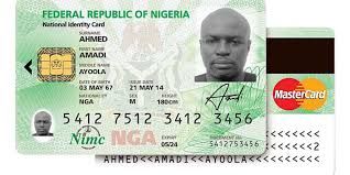 Id Card Brands Radio Outrage Mastercard's Scandalous National Government As In Nigeria Logo – With Biafra