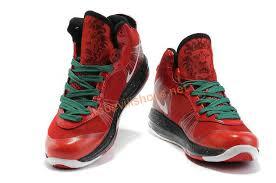 lebron 8 christmas. buy nike air max lebron 8 v2 christmas run on red 429676 600 shoes for lebron