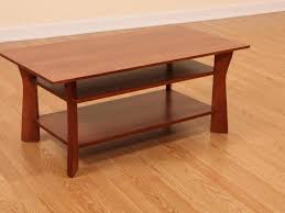 enchanting free mission style coffee table plans of cherry wood coffee table