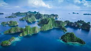 An island is a body of land surrounded by water. Indonesia Doesn T Know How Many Islands It Has Conde Nast Traveler