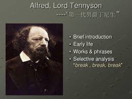 alfred lord tennyson 文档之家 alfred lord tennyson
