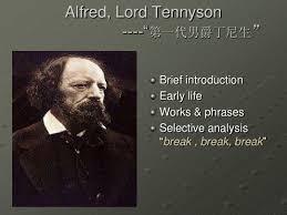 alfred lord tennyson  alfred lord tennyson