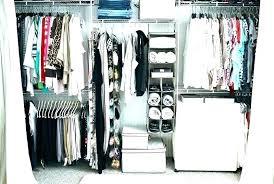 closetmaid closet organizer kit with shoe shelf 8 hanging