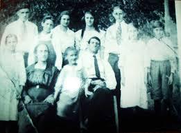 Enoch Potter, Emma Clark and Josephine Bentley