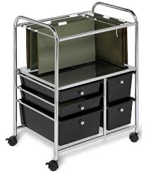 office rolling cart. Full Size Of Cabinet \u0026 Storage, Pretentious Rolling File Cart Two Drawer Filing Carts Office