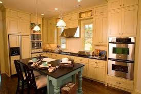 Traditional Artistic Kitchen Craftsman Style Interior Design Ideas