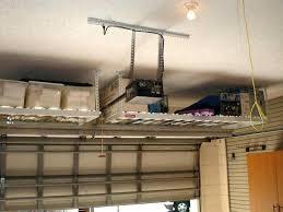 garage storage diy storage shelf plans
