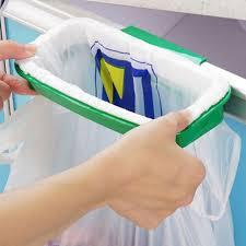 deal garbage bag holder hanging kitchen