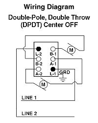1282 w 220 Double Pole Light Switch Diagram dimensional data · wiring diagram 3 Pole Light Switch Wiring Diagram