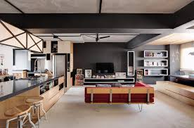 Small Picture 13 stylish open concept HDB flat homes Home Decor Singapore