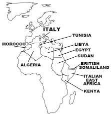 Image result for rommel drives across libya into egypt 1942 (map)