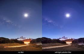No Light Pollution Light Pollution Astroklar Natural Night Filter Review