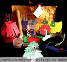 Christmas Around The World Videos For Kids  Simply KinderChristmas Around The World Crafts For Preschoolers