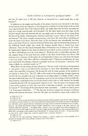 herbert sandra charles darwin as a prospective geological  herbert sandra 1991 charles darwin as a prospective geological author british journal for the history of science 24 159 192