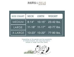 Service Dog Vest Size Chart Service Dog Vest Harness For Medium And Large Dogs Of All