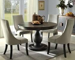 decoration amazing terrific nice design round pedestal dining table stunning of pertaining to modern 42