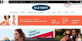 how to make old navy payments
