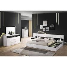 black king bedroom set