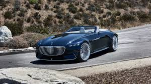 2018 maybach benz. Interesting Maybach 2018 Vision Mercedes Maybach 6 Cabriolet 7 With Maybach Benz