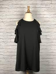Jen Black Designs Jen Dress In Black