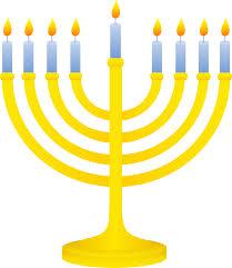 Hanukkah Menorah Icon - Clip Art Library