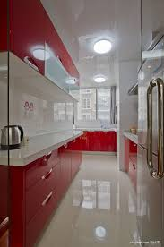Red Gloss Kitchen Cabinets Red Kitchen Cabinet Colorful Kitchen Appliances Ge Appliance
