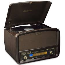 sound system with turntable. signature™ vinyl record player classic turntable stereo system sound with
