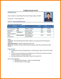 Curriculum Vitae Free Download Pdf Cv Resume Download Pdf Cv Format