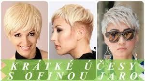 Modní Střihy Vlasů Pro řídké Vlasy Jaro 2018 účesy A Střihy