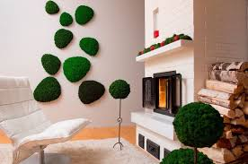 Indoor Moss Is A Fuss-Free Way To Add A Natural Element To Home Decor
