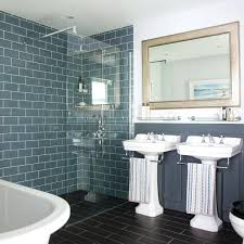 victorian bathroom tiles grey bathroom with style fittings blue and white victorian bathroom tiles
