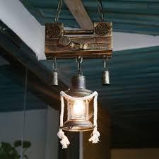 olde brass pendant lights nautical