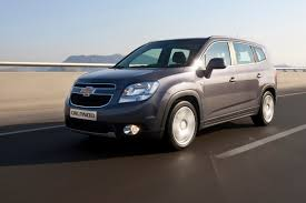 2012 Chevrolet Orlando to go on Sale in Canada this October ...