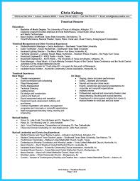 the best and impressive dance resume examples collections how to dance resume