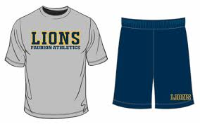 Image result for middle school gym uniforms