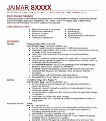 Navy Personnel Specialist Resume Example United States Navy