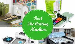 Digital Cutter Comparison Chart Top 10 Best Die Cutting Machine Reviews For The Money 2019