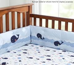 whale crib sheet