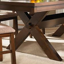 powell pany dining tables 6 pc kraven table 713 417